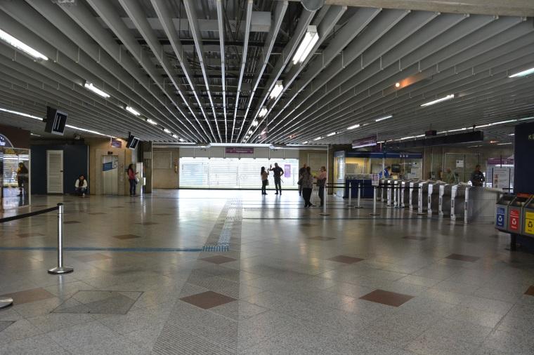 Campo Limpo, Metrô, Linha 5-Lilás (2)