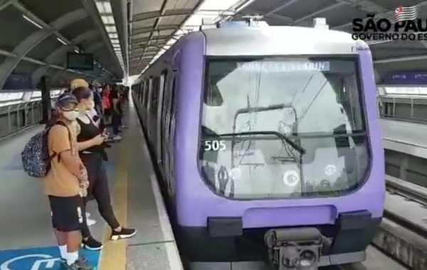 Foto: Divulgação Secretaria dos Transportes Metropolitanos