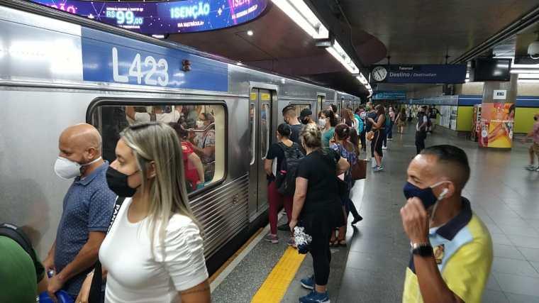 Estação Sé - Foto: Diário dos Trilhos