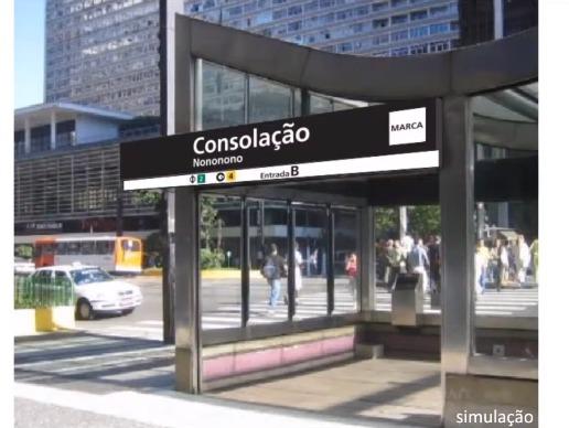 Foto: Divulgação Metrô de São Paulo