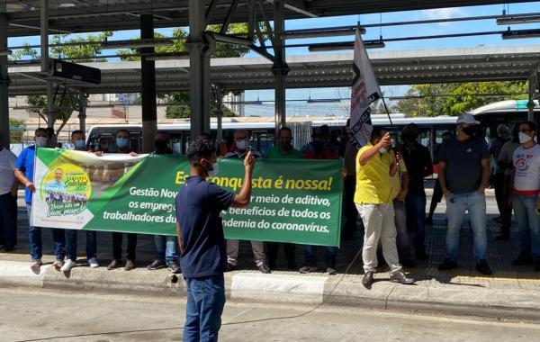 Foto: Divulgação SindMotoristas
