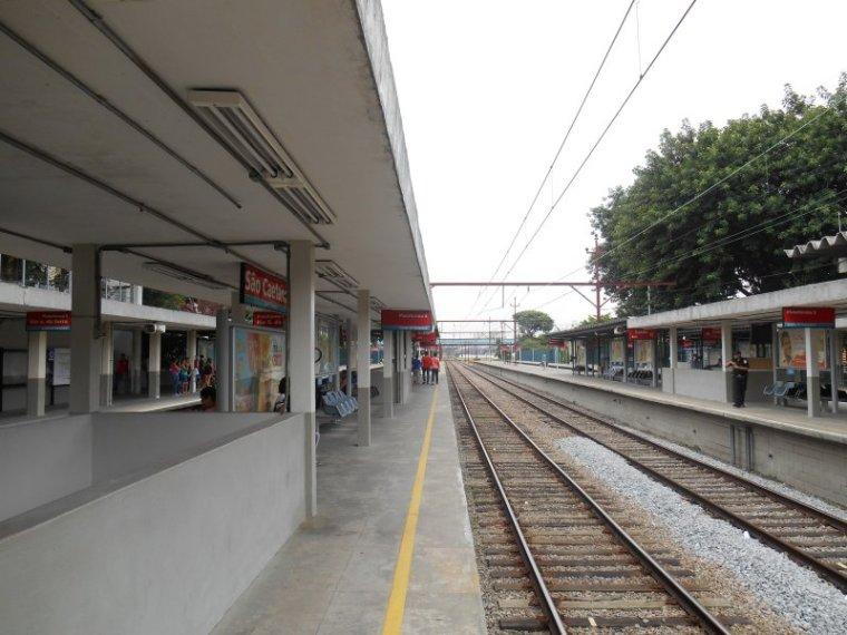Foto: Estações Ferroviárias